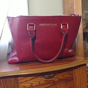 Christian Sirano purse in Red